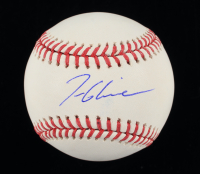 Tom Glavine Signed OML Baseball (JSA COA) (See Description) at PristineAuction.com
