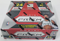 2017 Panini Prizm Basketball Mega Box with (24) Packs at PristineAuction.com
