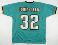 """Maurice Jones-Drew Signed Jersey Inscribed """"Duvall Till We Die"""" (JSA COA) at PristineAuction.com"""