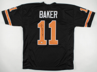 """Terry Baker Signed Jersey Inscribed """"62 Heisman"""" (PSA COA) at PristineAuction.com"""