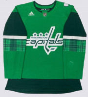 Alexander Ovechkin Signed Capitals Jersey (Fanatics Hologram) at PristineAuction.com