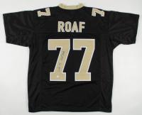 """Willie Roaf Signed Jersey Inscribed """"HOF 2012"""" (Beckett Hologram) at PristineAuction.com"""
