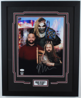 "Bray Wyatt Signed ""The Fiend"" 18x22 Custom Framed Photo Display (JSA COA) at PristineAuction.com"
