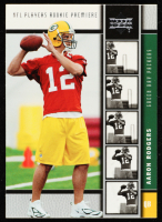 Aaron Rodgers 2005 Upper Deck Rookie Premiere #16 at PristineAuction.com
