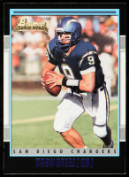 Drew Brees 2001 Bowman #164 RC at PristineAuction.com