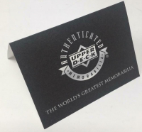 Tiger Woods & Jack Nicklaus Signed 2005 Masters Golf Pin Flag (UDA COA) at PristineAuction.com