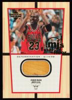 Michael Jordan 2000 Upper Deck Century Legends MJ Final Floor Jumbos #FF12 at PristineAuction.com