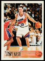 Steve Nash 1996-97 Topps #182 RC at PristineAuction.com