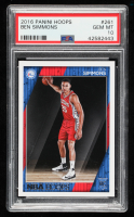 Ben Simmons 2016-17 Hoops #261 RC (PSA 10) at PristineAuction.com