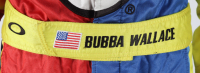 Bubba Wallace Race-Used NASCAR Camping World / Good Sam Driver's Suit (JGR LOA & PA COA) at PristineAuction.com