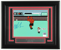 "Mike Tyson Signed ""Punch-Out!!!"" 13.5x16.5 Custom Framed Photo Display (JSA COA & Fiterman Sports Hologram) (See Description) at PristineAuction.com"
