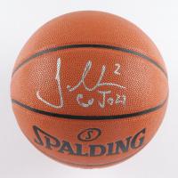 "Joe Ingles Signed NBA Game Ball Series Basketball Inscribed ""Go Joe!"" (PSA COA) at PristineAuction.com"