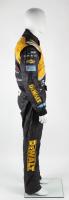 Daniel Suarez Race-Used NASCAR DeWalt Driver's Suit (JGR LOA & PA COA) at PristineAuction.com