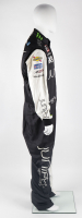 Kyle Busch Race-Used NASCAR Juniper Networks Driver's Suit (JGR LOA & PA COA) at PristineAuction.com