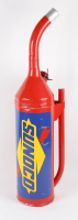 Race-Used NASCAR Sunoco Dump Can (JGR LOA & PA COA) at PristineAuction.com