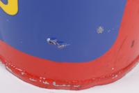 Race-Used NASCAR Sunoco Dump Can (JGR LOA & PA COA) at PristineAuction.com