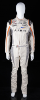 Daniel Suarez Race-Used NASCAR Arris Driver's Suit (JGR LOA & PA COA) at PristineAuction.com