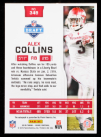 Alex Collins  2016 Score Rookie Autographs First Down #349 RC at PristineAuction.com