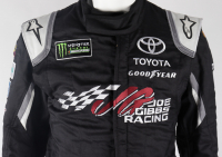 Christopher Bell Race-Issued NASCAR Cup Series Toyota / Joe Gibbs Racing Driver's Suit (JGR LOA & PA COA) at PristineAuction.com
