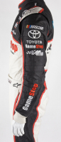 Erik Jones Race-Used NASCAR Game Stop Driver's Suit (JGR LOA & PA COA) at PristineAuction.com