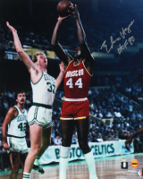"Elvin Hayes Signed Rockets 16x20 Photo Inscribed ""HOF 90"" (Schwartz COA) at PristineAuction.com"
