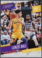 Lonzo Ball 2017-18 Prestige #152 RC at PristineAuction.com