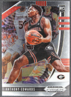 Anthony Edwards 2020-21 Panini Prizm Draft Picks #1 RC at PristineAuction.com