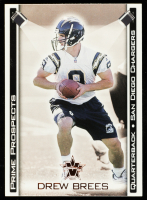 Drew Brees 2001 Vanguard Prime Prospects Bronze #28 at PristineAuction.com