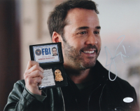 """Jeremy Piven Signed """"So Undercover"""" 11x14 Photo (JSA COA) at PristineAuction.com"""