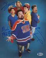 """Kevin Smith, Bryan Johnson & Ming Chen Signed """"Comic Book Men"""" 8x10 Photo (Beckett LOA) at PristineAuction.com"""