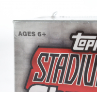 2020 Topps Stadium Club Chrome Baseball Blaster Box of (4) Packs (See Description) at PristineAuction.com