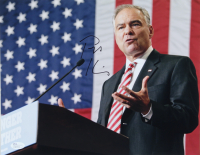 Tim Kaine Signed 11x14 Photo (JSA COA) at PristineAuction.com