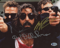 "Norman Reedus, David Della Rocco & Sean Patrick Flanery Signed ""Boondock Saints"" 8x10 Photo (Beckett LOA) at PristineAuction.com"
