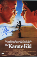 "Ralph Macchio Signed ""The Karate Kid"" 11x17 Photo (Schwartz COA) at PristineAuction.com"