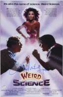 """Anthony Michael Hall Signed """"Weird Science"""" 11x17 Photo (Schwartz COA) at PristineAuction.com"""