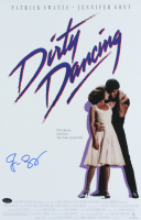 "Jennifer Grey Signed ""Dirty Dancing"" 11x17 Photo (Schwartz COA) at PristineAuction.com"