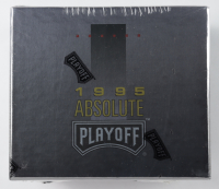 1995 Playoff Absolute Football Hobby Box with (24) Packs at PristineAuction.com