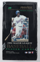 1992 Pinnacle Series 1 Baseball Hobby Box with (36) Packs at PristineAuction.com