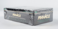 1992 Pinnacle Series 1 Baseball Hobby Box with (36) Packs at PristineAuction.com