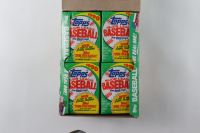 1990 Topps Baseball Wax Box with (36) Packs at PristineAuction.com