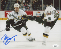 Bill Guerin Signed Stars 8x10 Photo (JSA COA) at PristineAuction.com
