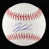 Ian Anderson Signed OML Baseball (JSA COA) at PristineAuction.com