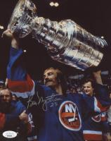 Bob Nystrom Signed Islanders 8x10 Photo (JSA COA) at PristineAuction.com