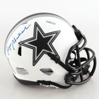 Roger Staubach Signed Cowboys Lunar Eclipse Alternate Speed Mini Helmet (Beckett COA (See Description) at PristineAuction.com