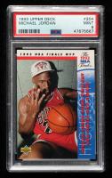 Michael Jordan 1993-94 Upper Deck #204 FIN (PSA 9) at PristineAuction.com