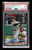 Aaron Judge 2018 Topps Opening Day #71 (PSA 9) at PristineAuction.com