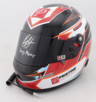 "Kyle Larson Signed 2020 Indiana Midget Week Champion Exclusive Full-Size Helmet Inscribed ""Yung Money"" (PA COA) at PristineAuction.com"