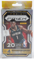 2020-21 Panini Prizm Basketball Hanger Box with (20) Cards at PristineAuction.com