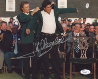 Bernhard Langer & Jose Maria Olazabal Signed 8x10 Photo (JSA COA) at PristineAuction.com