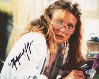 """Michelle Pfeiffer Signed """"The Witches of Eastwick"""" 8x10 Photo (Beckett COA) at PristineAuction.com"""
